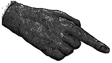 手のイラスト 指差しのイラスト フリー素材